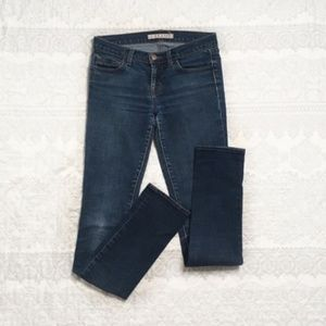J Brand Medium Wash Skinny Jeans - Size 26